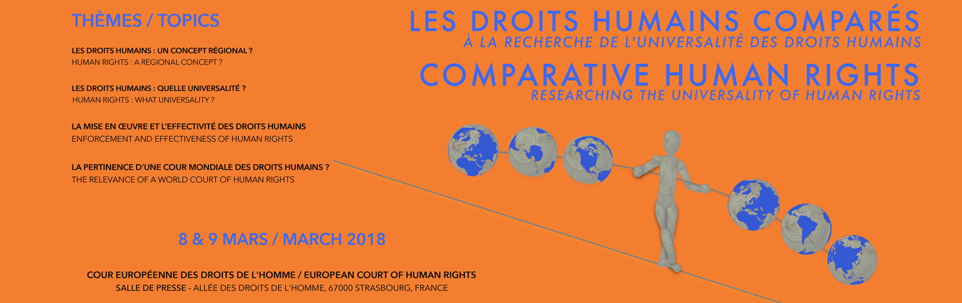 Conferences on Comparative Human Rights