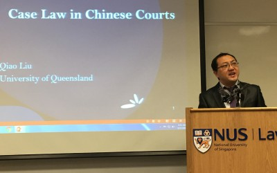 Conferences on Comparative Law in Asia [Photos]